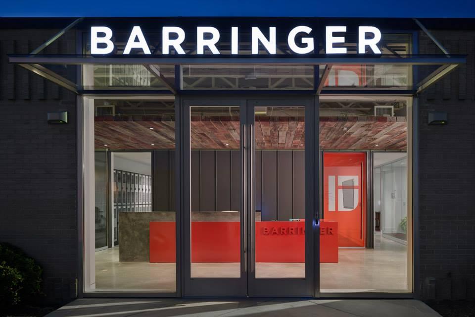 Barringer Front